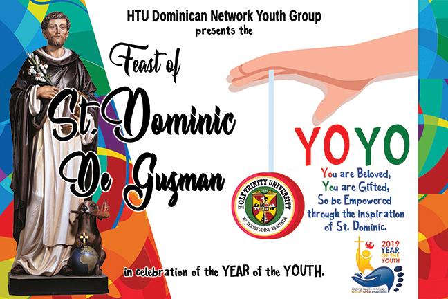 Feast of St. Dominic De Guzman