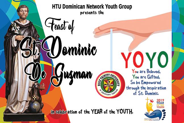 Feast of St. Dominic De Guzman