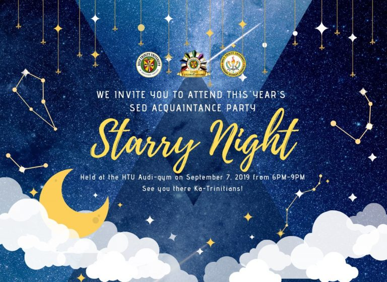 SED Acquaintance Party 2019