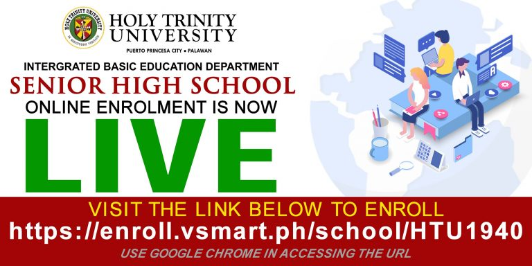 Senior High School Online Enrollment