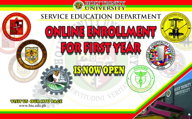 College Department First Trimester Enrollment for         S.Y. 2021-2022